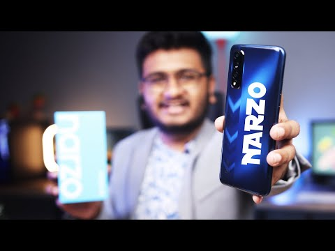 realme Narzo 30 Unboxing | The Phone For Masses!