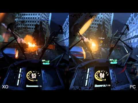 Call of Duty: Advanced Warfare: Xbox One vs PC comparison