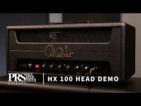 The PRS HX 100 | Demo by Bryan Ewald | PRS Guitars
