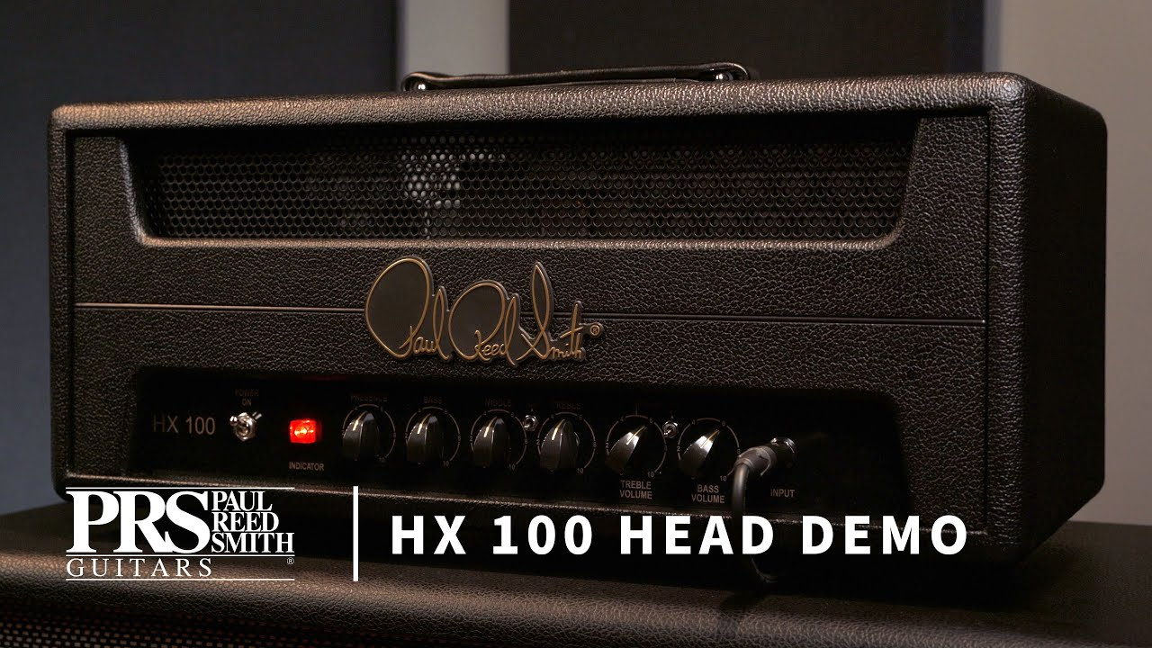 video PRS HX 100