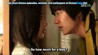 City Hunter Ep. 6 Cut Physical Contact Contract