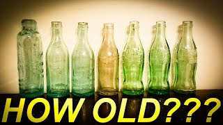 Download lagu ANTIQUE COKE BOTTLE AGE | HOW TO TELL THE AGE OF COCA COLA BOTTLES