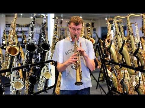Somewhere Over the Rainbow - Soprano Saxophone