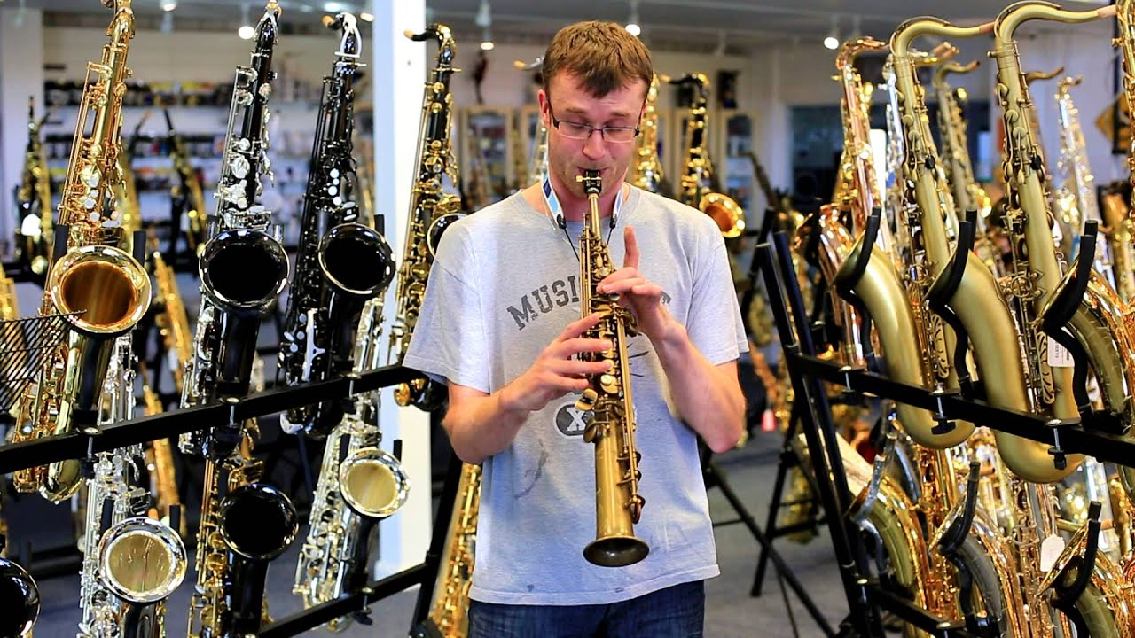 Types Of Saxophones + 10 Interesting Facts » Learn More