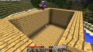 Minecraft: Oyun Yorumlama - Ep. 4 | Kurdumuzla Ev Büyütme ! ( 1 / 2 )