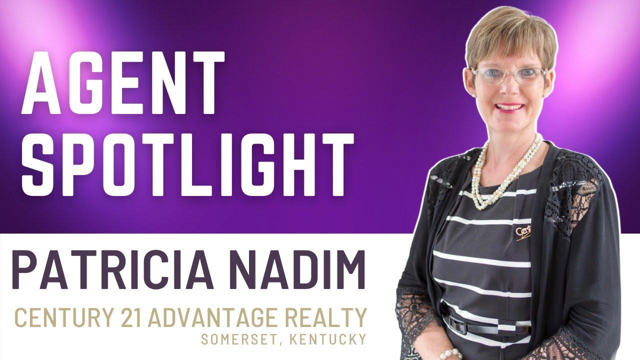 Agent Spotlight Patricia Nadim, Somerset, Kentucky
