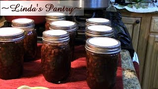 ~home Canning Spicy Black Beans With Linda's Pantry~