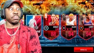 AMBASSADOR PACK OPENING & 94 ALLEN IVERSON! NBA Live Mobile 16 Gameplay Ep. 67