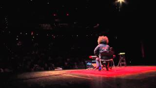 TEDxMidAtlantic 2011 - Reggie Watts - What Does it Mean When Technology Fails?