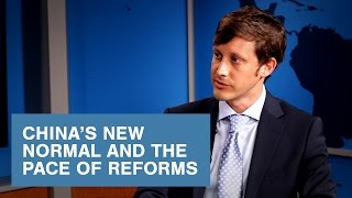 China's New Normal and the Pace of Reforms