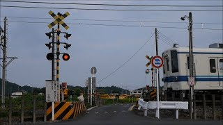 東武佐野線踏切58