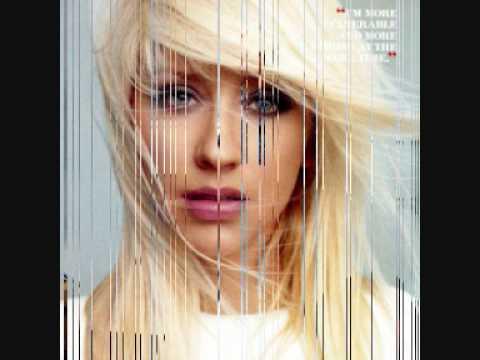 Christina Aguilera Burlesque Spotlight New Song