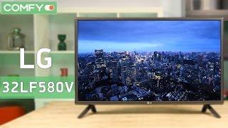 LG 32LF580V - умный телевизор с Full HD разрешением - Видео демонстрация(УЗНАЙТЕ цену, характеристики и отзывы о LG 32LF580V ..., 2016-09-12T08:29:45.000Z)