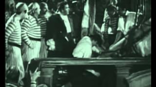 Charles Laughton vs  Randolph Scott 1945 Classic