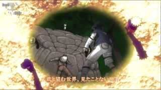 MAD Naruto Opening Kimi Ga Inai Mirai