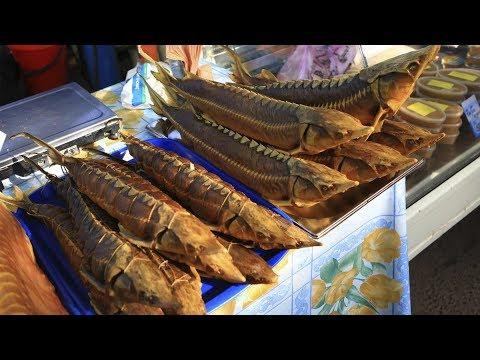 """Астрахань рыбный рынок май 2019 """"скрытая"""" камера:)))"""