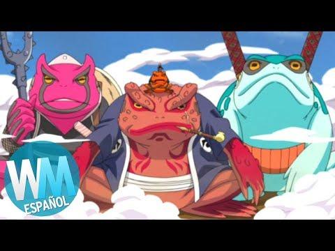 ¡Top 10 Entradas ÉPICAS de Anime!