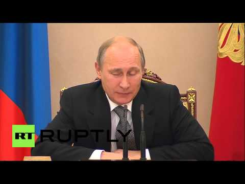 """Russia: """"Economic stability requires cooperation between govt and Central Bank"""" - Putin"""