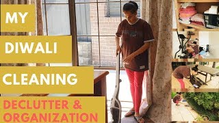 Diwali Cleaning 2018 | Extreme Declutter and Organization | Cleaning Motivation