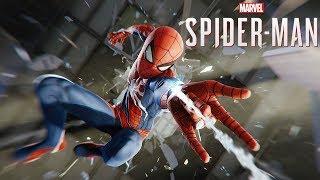 POCZĄTKI BYWAJĄ... TRUDNE! - Let's Play Spiderman #1 [PS4]