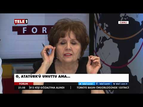 Forum - Ayşenur Arslan (26 Nisan 2017) | Tele1 TV