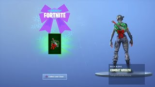 Fortnite 14 days of Christmas day 5 rewards (Guide)