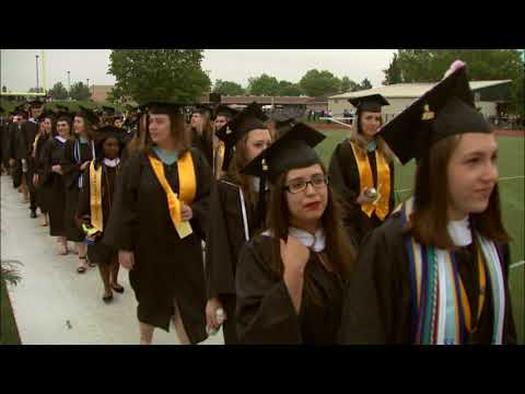 Millersville University 2018 Spring Commencement