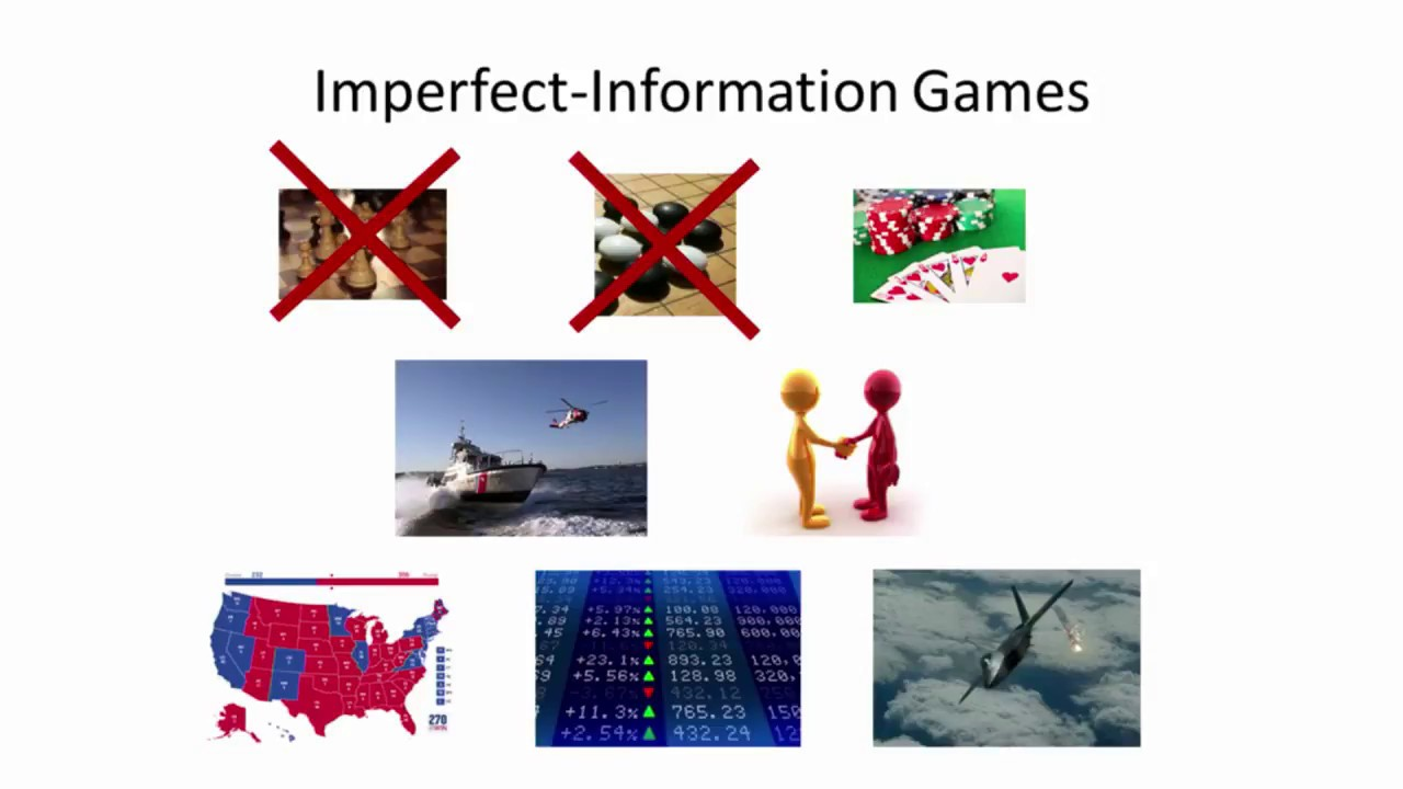 Best Paper of NIPS2017 – Safe & Nested Subgame Solving for Imperfect-Information Games