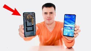 РАСПАКОВКА Huawei P Smart 2019! Разобрал его и сравнил с конкурентами! Честный обзор