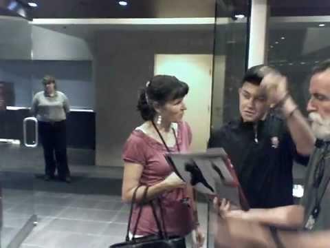 american idol meet and greet passes 2012