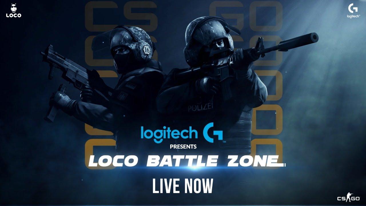 Logitech - G presents Loco Battle Zone Day 1