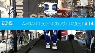 #14 Avatar Technology Digest / Nanorobots, Soft robots for microsurgery, Robot Durus etc