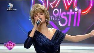 "Bravo, ai stil!(02.10.2020)–Corina Chiriac, in platoul ""Bravo, ai stil!"" Theo Rose, spectacol total!"