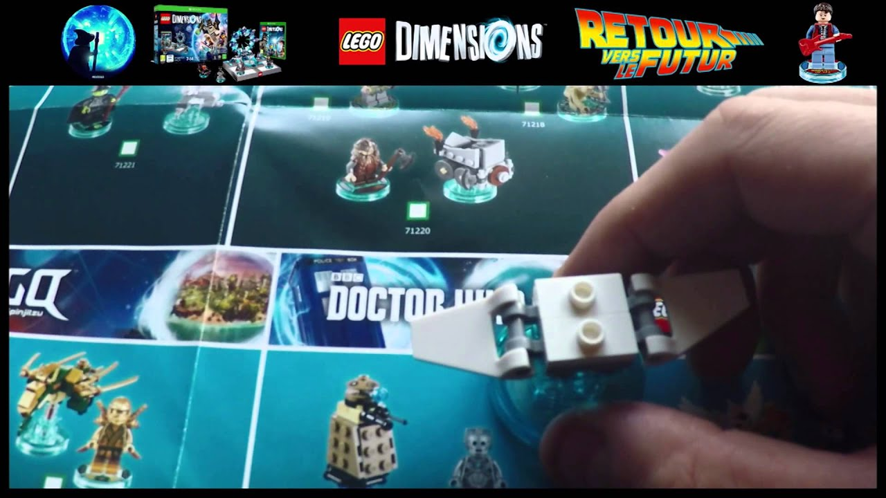 lego dimensions hoverboard instructions