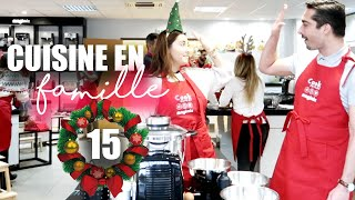 Cuisine en famille - Vlogmas 15