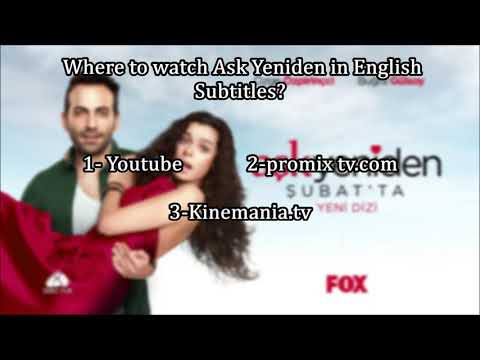 Where To Watch Turkish Series In English Subtitles?