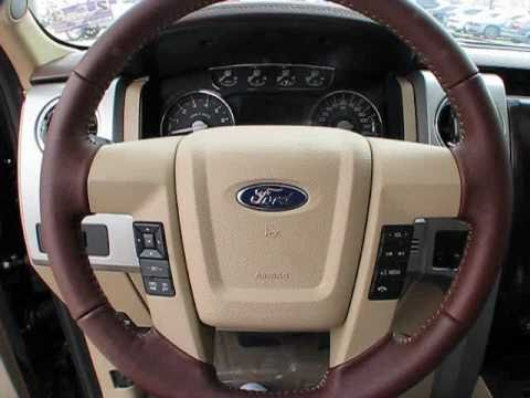 Ford F-150 King Ranch >> 2011 Ford F150 King Ranch Start Up, Exterior/ Interior ...
