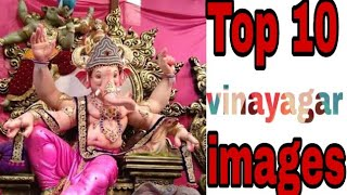 Top 10 vinayagar photo