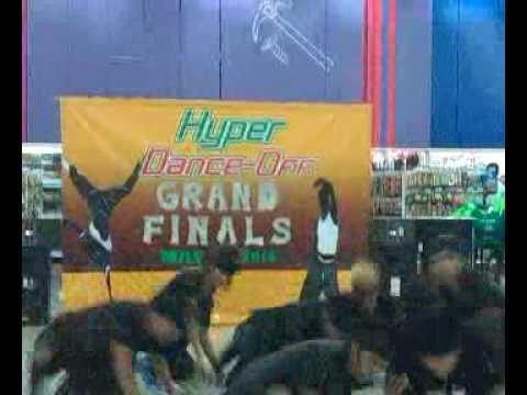 BOYS BEYOND @ hypermarket