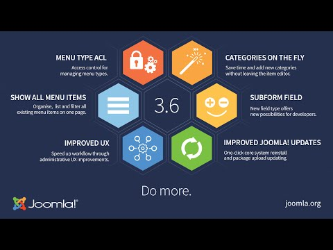 Joomla 3.6 Tutorial for Beginner