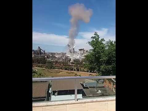Explosão em unidade da Usiminas em Ipatinga deixa pelo menos 30 feridos