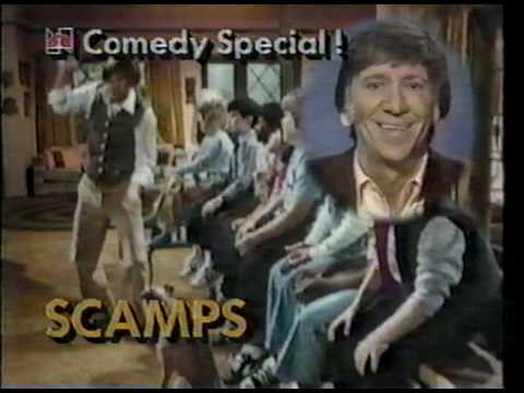 "NBC 1982 Promo Bob Denver ""Scamps"" And ""Here's Boomer"""
