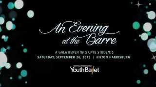 CPYB An Evening at the Barre Gala