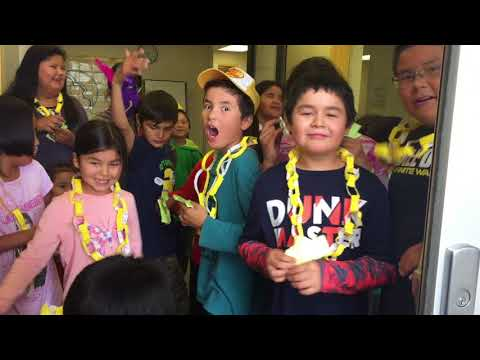 Eastmain Summer Literacy Camp 2017