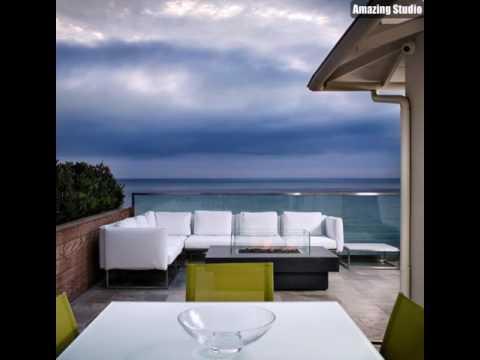 kuhle dekoration loungemobel balkon selber bauen, super moderne terrassengestaltumg moderne terrassenmöbel balkonmöbel, Innenarchitektur