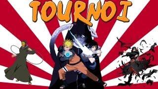 Naruto ultimate Ninja Storm Generation - Tournoi avec Mrbboy45 IchirakuTV & Viddha