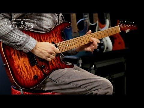 ESP USA M-III GT Electric Guitar