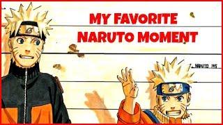 My Favorite Naruto Moment