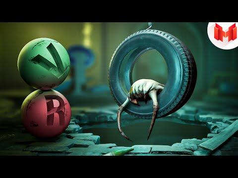 Half-Life: Alyx - Дрессировка Хедкраба (VR)