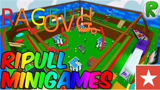 OVG - Plays: ROBLOX - Ripull MiniGames!!!